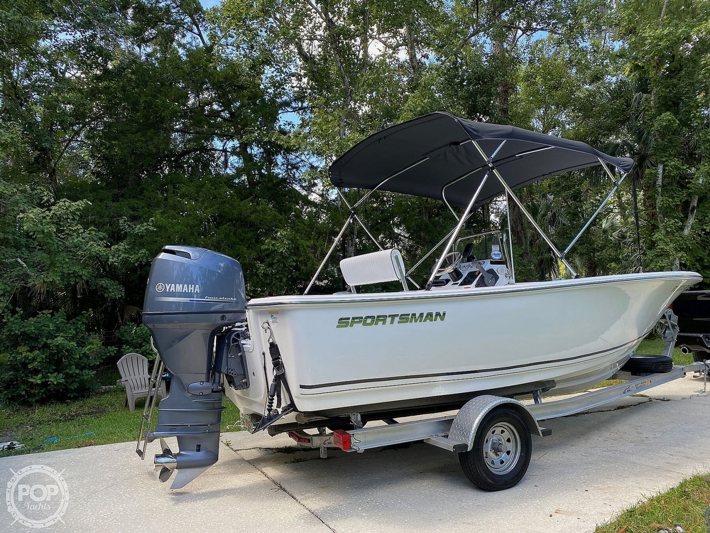 2016 Sportsman Boats boat for sale, model of the boat is 19 Island Reef & Image # 30 of 40