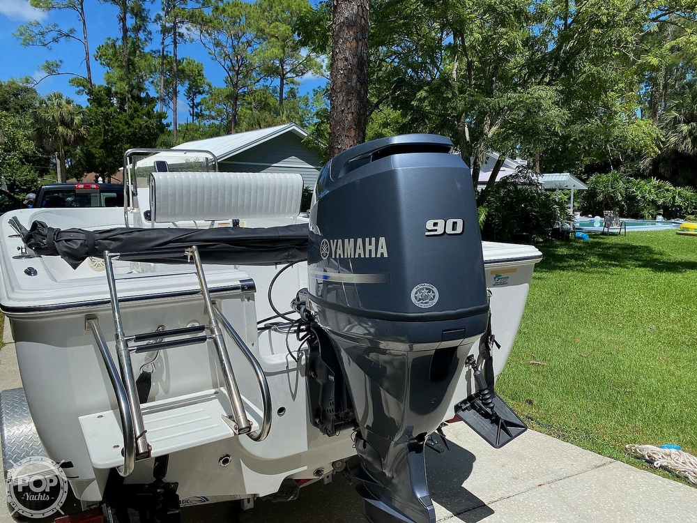 2016 Sportsman Boats boat for sale, model of the boat is 19 Island Reef & Image # 38 of 40