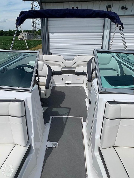2013 Yamaha boat for sale, model of the boat is SX 210 & Image # 5 of 9