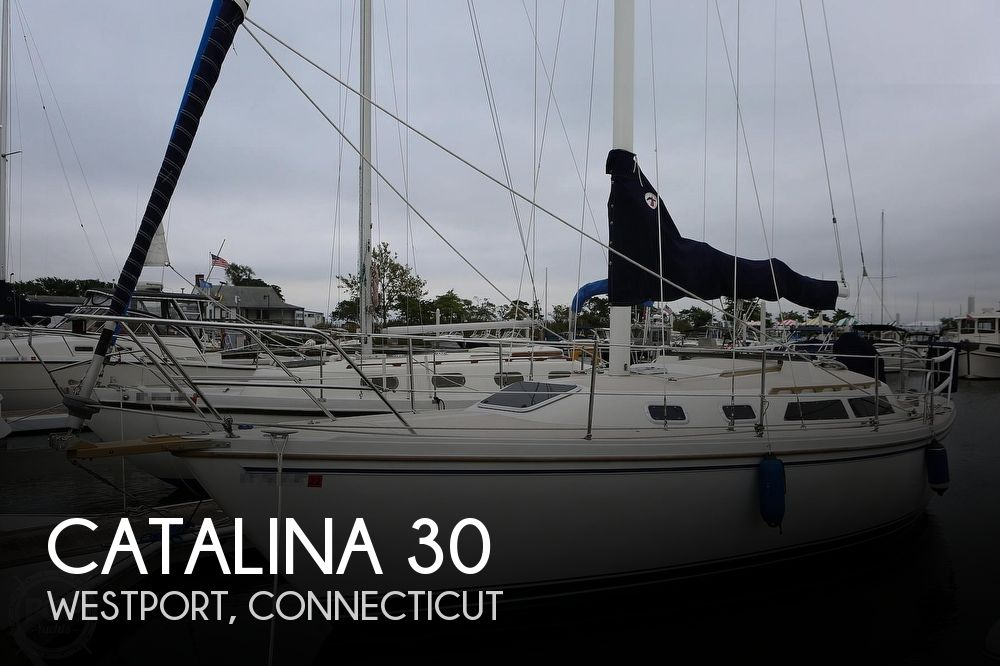 1987 CATALINA YACHTS C 30 TALL RIG for sale