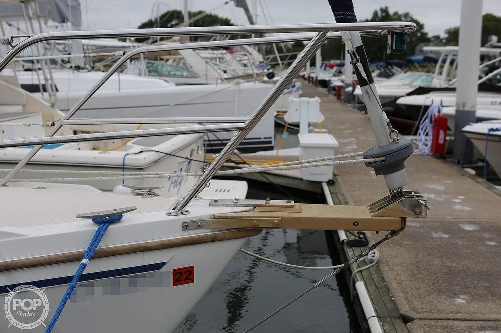 1987 Catalina Yachts boat for sale, model of the boat is C 30 Tall rig & Image # 16 of 40