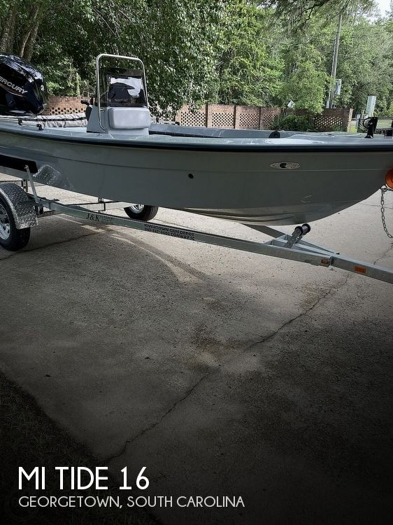 2021 Mi Tide boat for sale, model of the boat is 16 & Image # 1 of 1