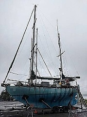 1977 Blue Water boat for sale, model of the boat is 38 Ingrid & Image # 2 of 3