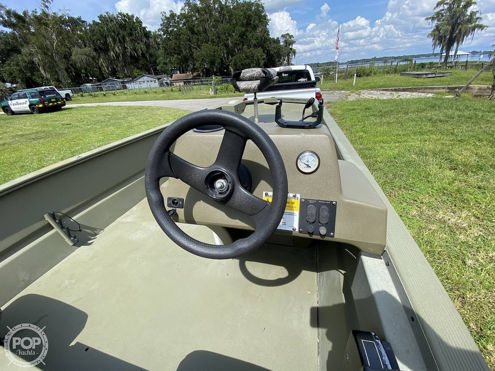 2011 Tracker Boats boat for sale, model of the boat is 1754SC Grizzly & Image # 5 of 32