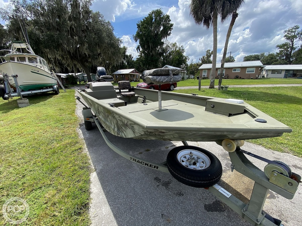 2011 Tracker Boats boat for sale, model of the boat is 1754SC Grizzly & Image # 6 of 32