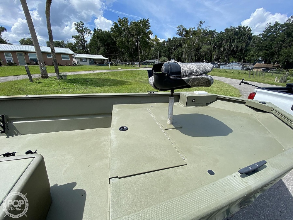 2011 Tracker Boats boat for sale, model of the boat is 1754SC Grizzly & Image # 8 of 32