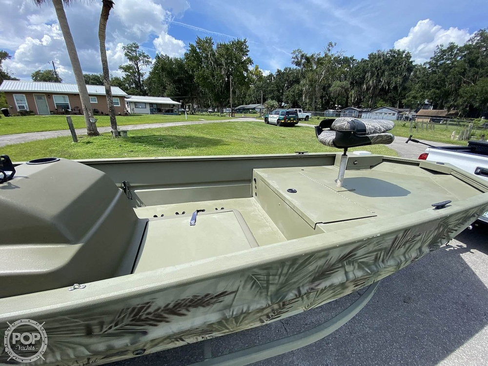 2011 Tracker Boats boat for sale, model of the boat is 1754SC Grizzly & Image # 9 of 32
