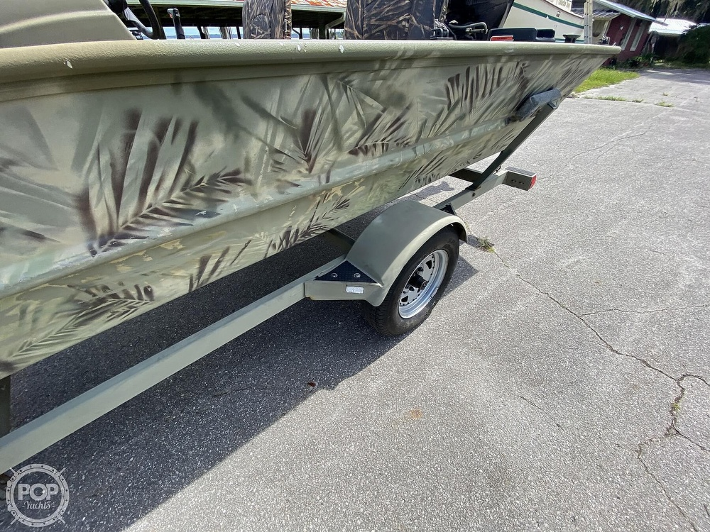 2011 Tracker Boats boat for sale, model of the boat is 1754SC Grizzly & Image # 10 of 32