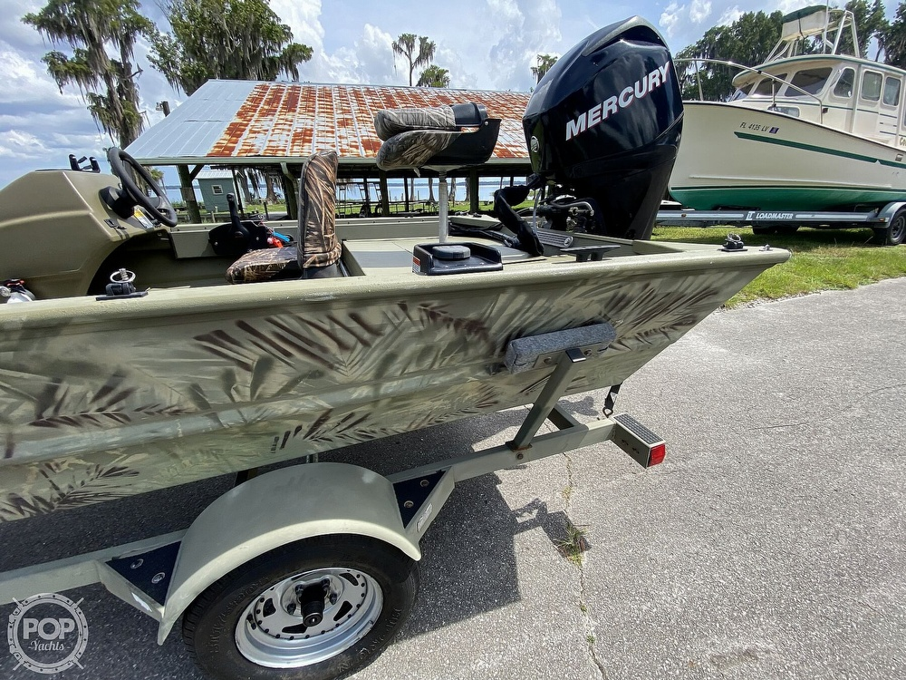 2011 Tracker Boats boat for sale, model of the boat is 1754SC Grizzly & Image # 12 of 32
