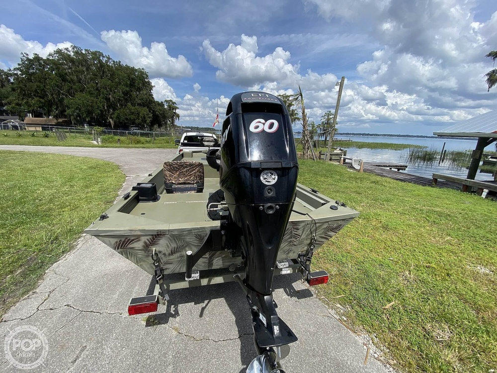 2011 Tracker Boats boat for sale, model of the boat is 1754SC Grizzly & Image # 15 of 32