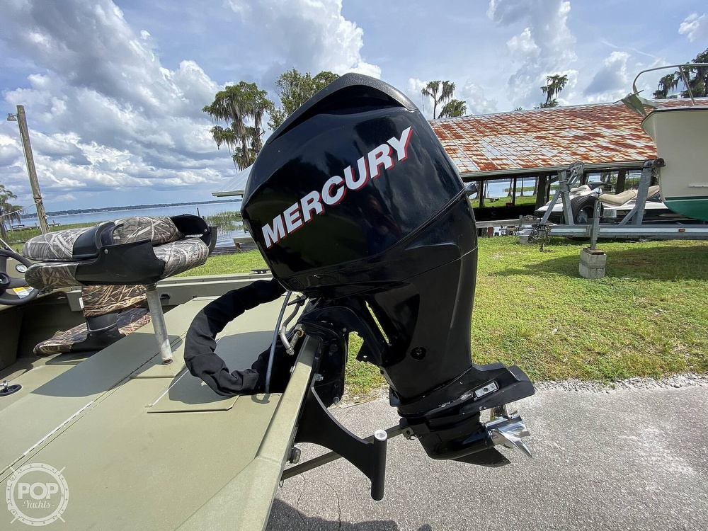 2011 Tracker Boats boat for sale, model of the boat is 1754SC Grizzly & Image # 17 of 32