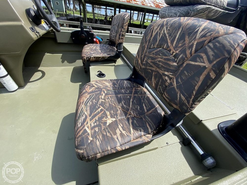 2011 Tracker Boats boat for sale, model of the boat is 1754SC Grizzly & Image # 19 of 32