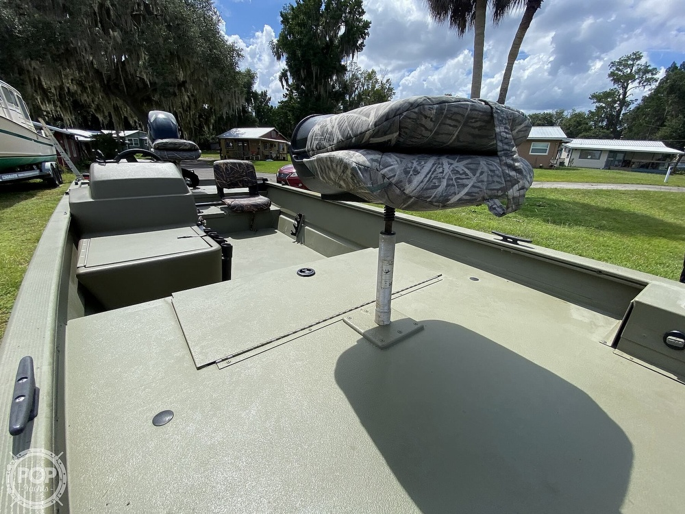 2011 Tracker Boats boat for sale, model of the boat is 1754SC Grizzly & Image # 26 of 32