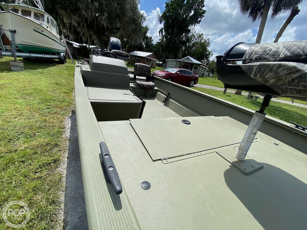 2011 Tracker Boats boat for sale, model of the boat is 1754SC Grizzly & Image # 29 of 32