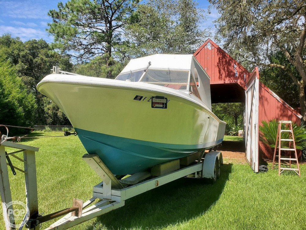 1970 John Allmand boat for sale, model of the boat is 25 & Image # 6 of 40