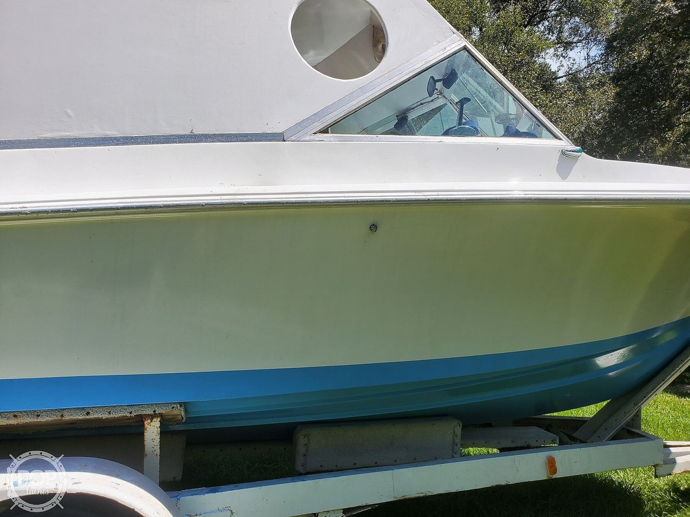 1970 John Allmand boat for sale, model of the boat is 25 & Image # 11 of 40