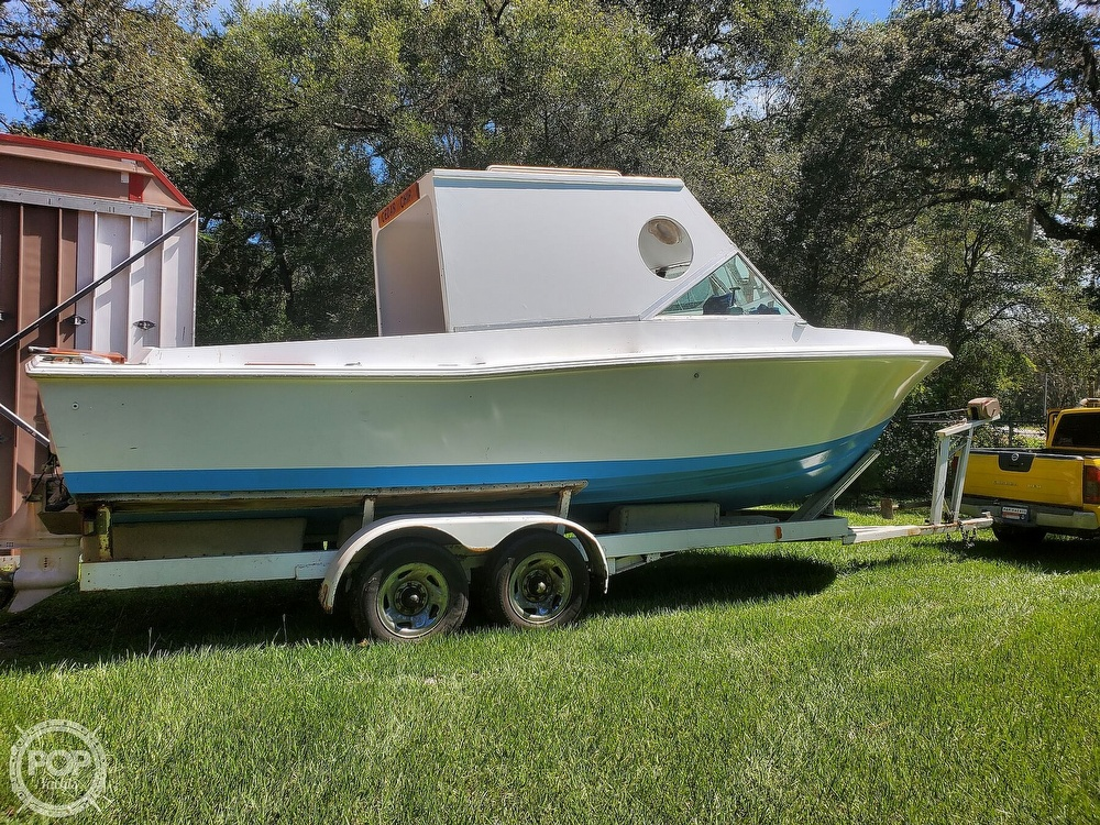 1970 John Allmand boat for sale, model of the boat is 25 & Image # 3 of 40