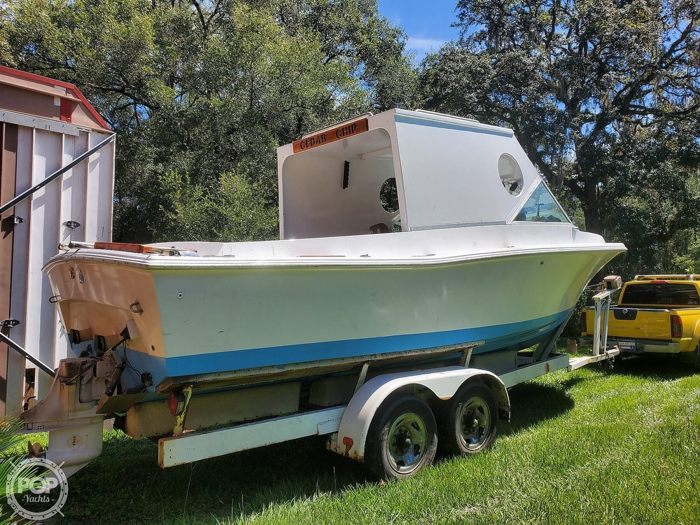 1970 John Allmand boat for sale, model of the boat is 25 & Image # 8 of 40