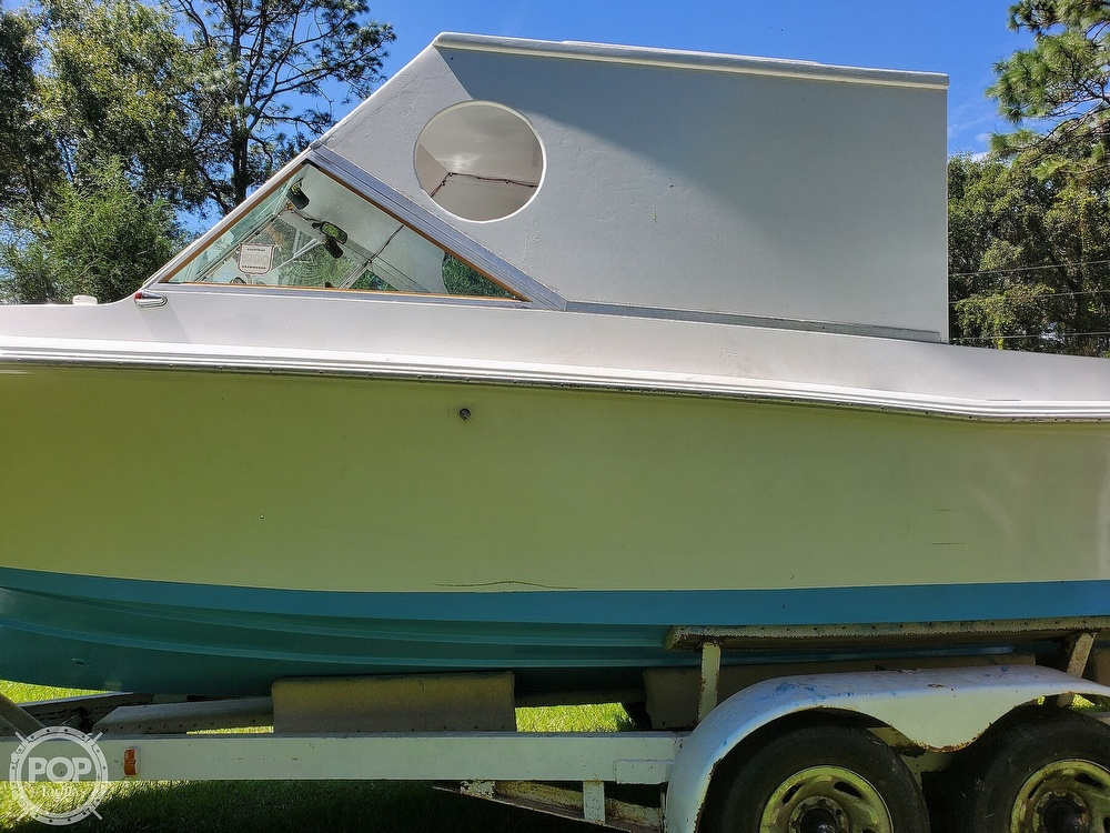 1970 John Allmand boat for sale, model of the boat is 25 & Image # 18 of 40