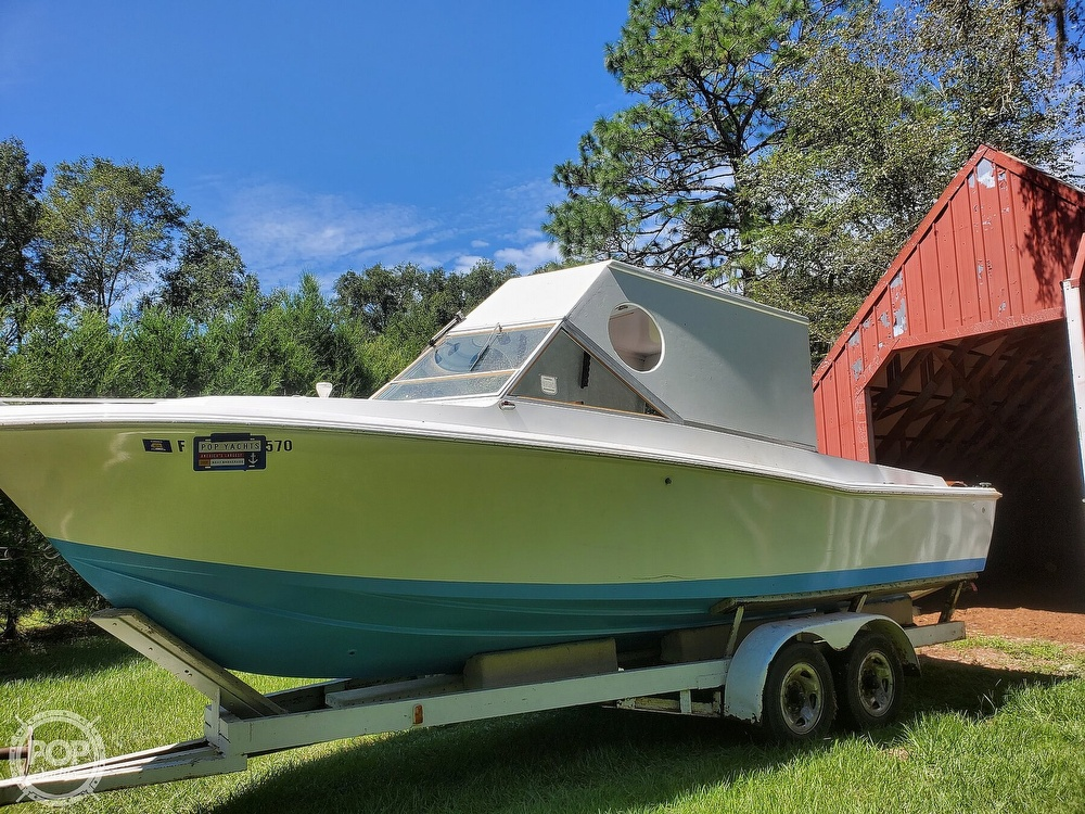 1970 John Allmand boat for sale, model of the boat is 25 & Image # 22 of 40