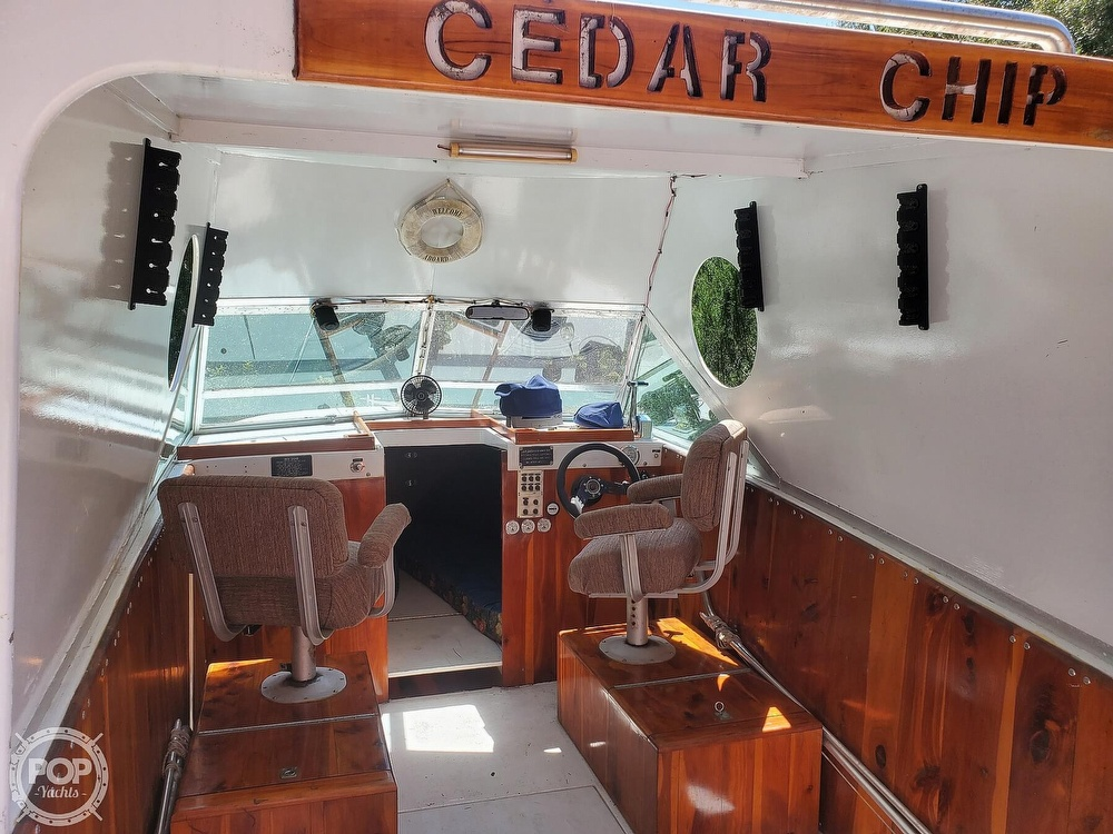 1970 John Allmand boat for sale, model of the boat is 25 & Image # 5 of 40