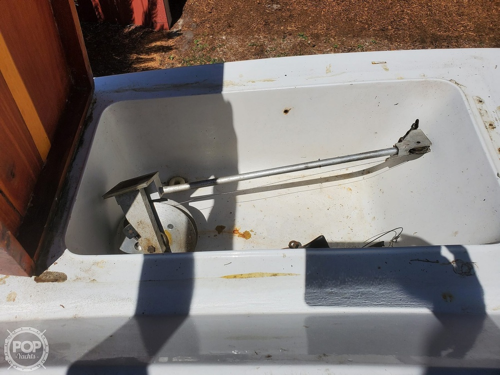 1970 John Allmand boat for sale, model of the boat is 25 & Image # 30 of 40