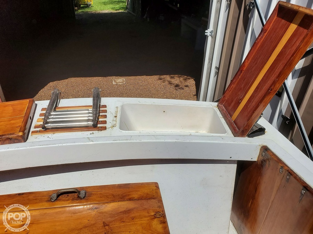 1970 John Allmand boat for sale, model of the boat is 25 & Image # 32 of 40