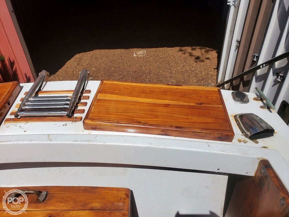 1970 John Allmand boat for sale, model of the boat is 25 & Image # 31 of 40