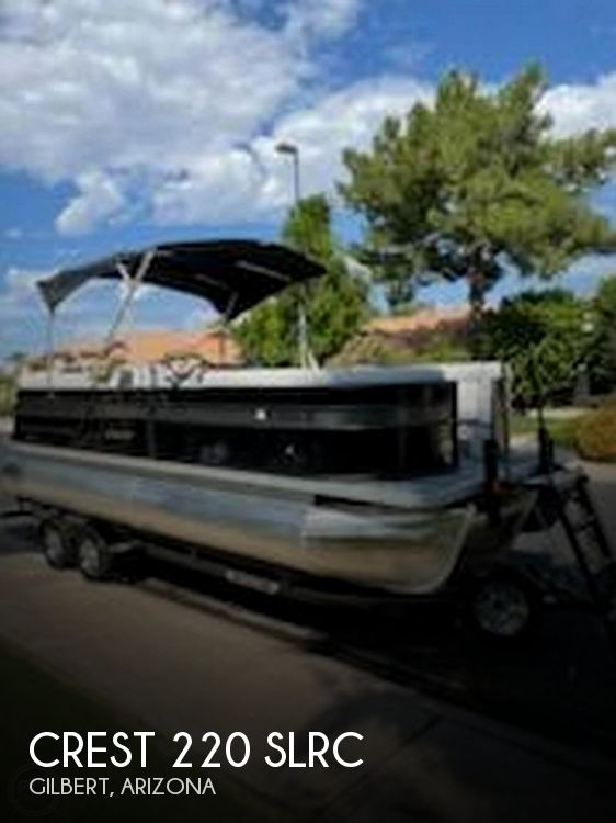 Used Power boats For Sale in Phoenix, Arizona by owner   2019 Crest 220 SLRC
