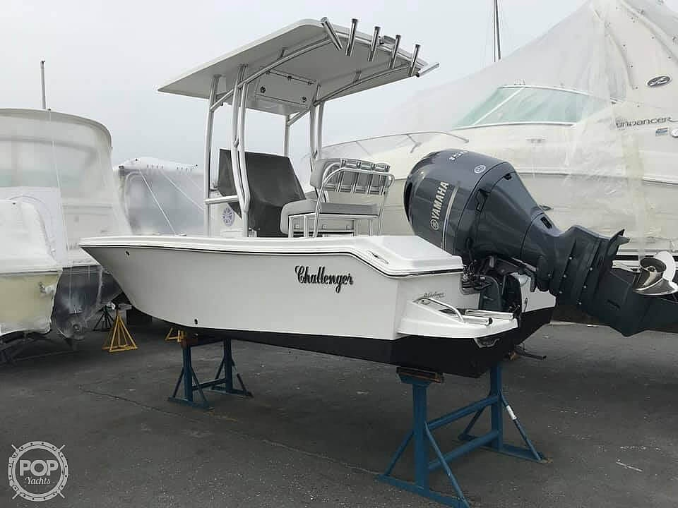 2018 Kencraft boat for sale, model of the boat is Challenger 190 & Image # 2 of 12