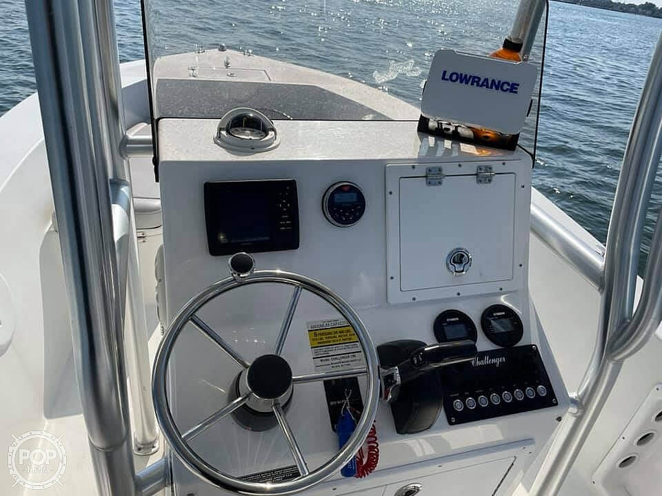 2018 Kencraft boat for sale, model of the boat is Challenger 190 & Image # 3 of 12