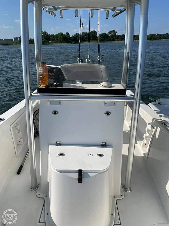 2018 Kencraft boat for sale, model of the boat is Challenger 190 & Image # 8 of 12