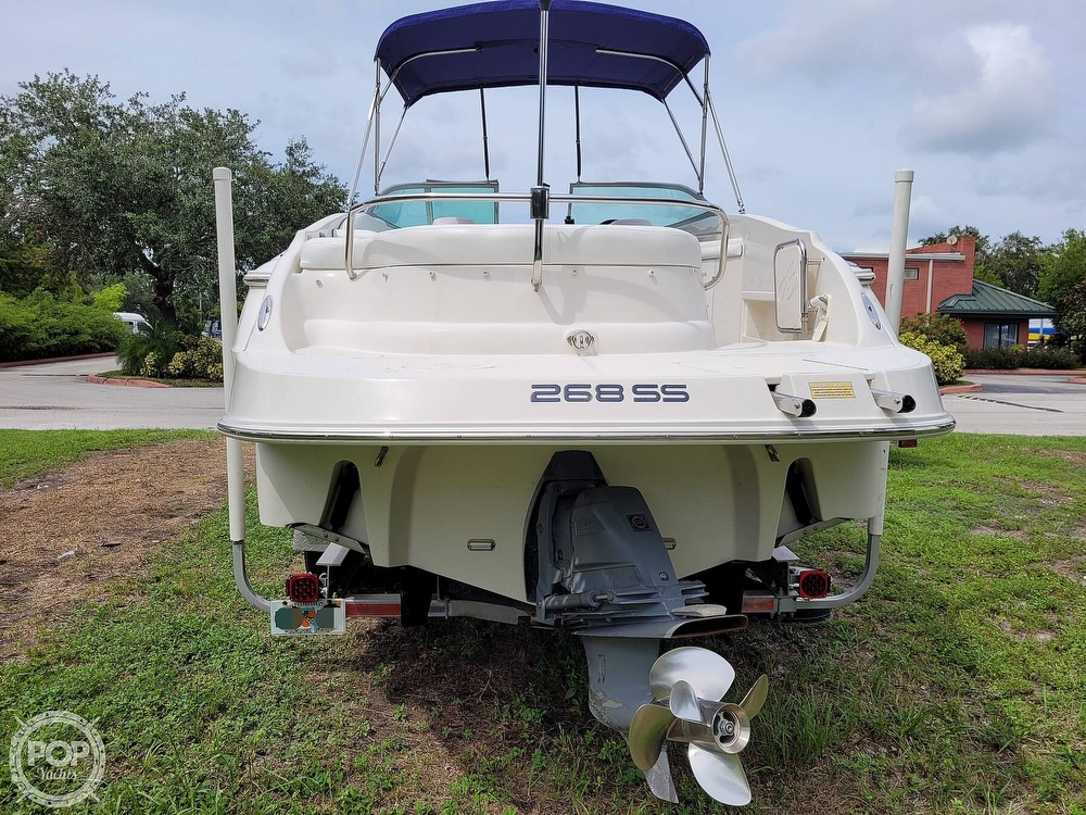2007 Monterey boat for sale, model of the boat is 268SS & Image # 3 of 40