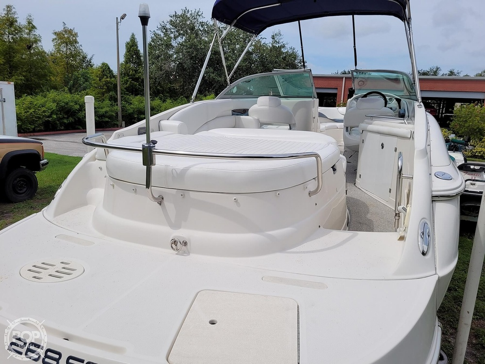2007 Monterey boat for sale, model of the boat is 268SS & Image # 4 of 40