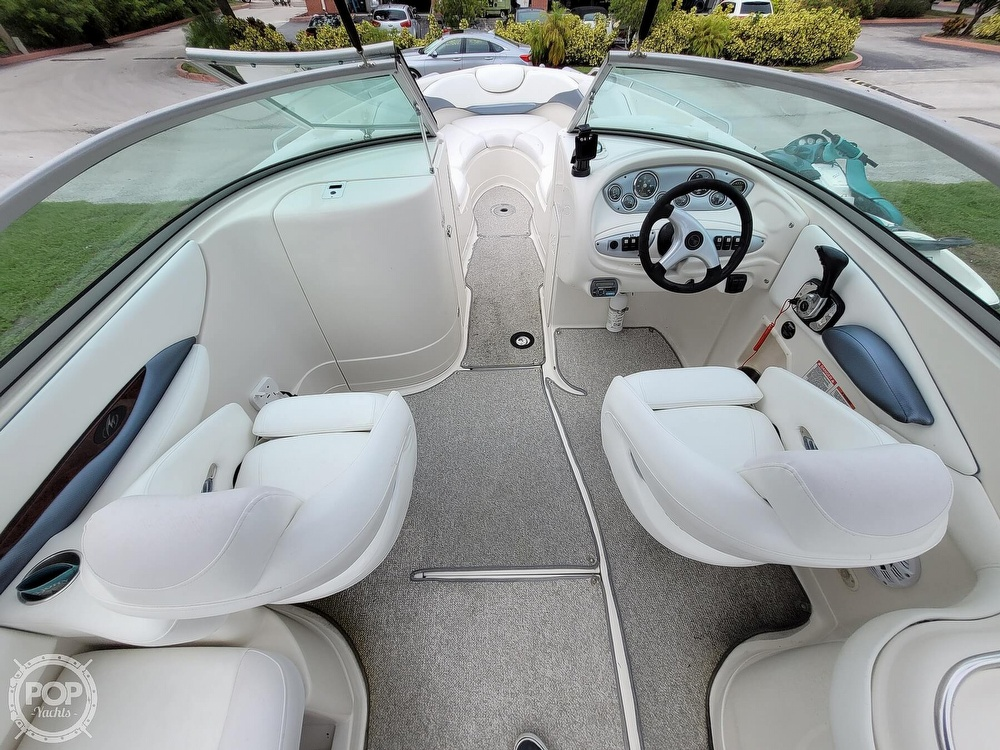 2007 Monterey boat for sale, model of the boat is 268SS & Image # 6 of 40