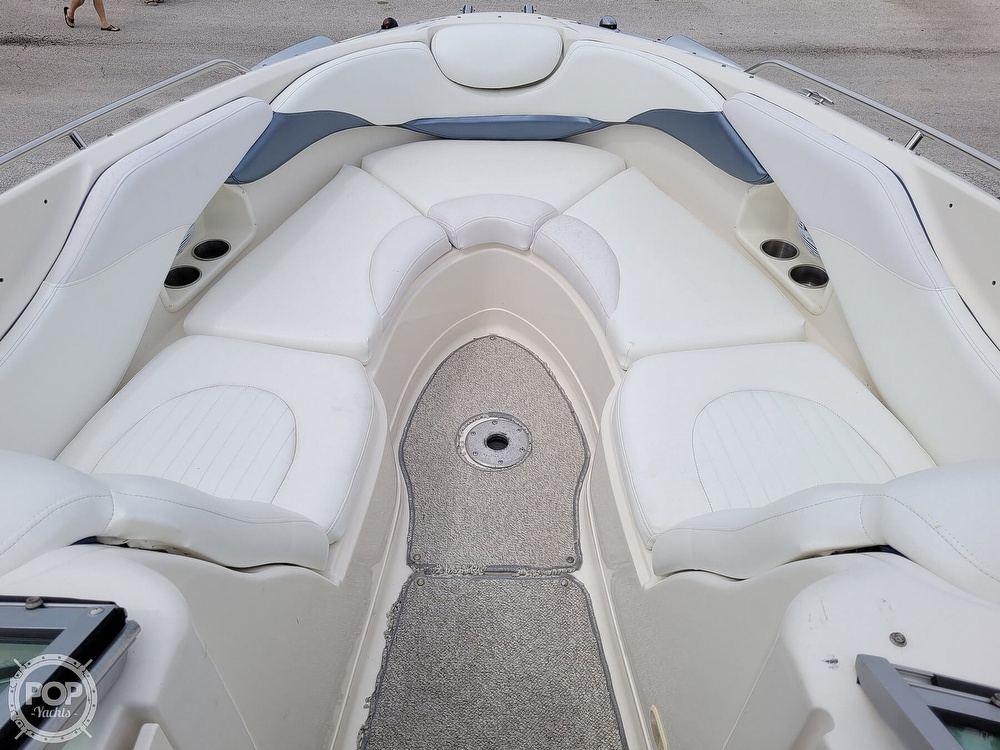 2007 Monterey boat for sale, model of the boat is 268SS & Image # 7 of 40