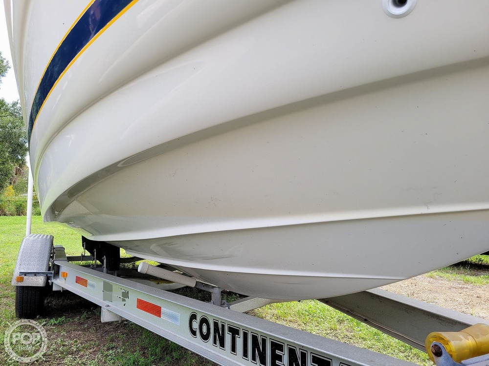 2007 Monterey boat for sale, model of the boat is 268SS & Image # 13 of 40
