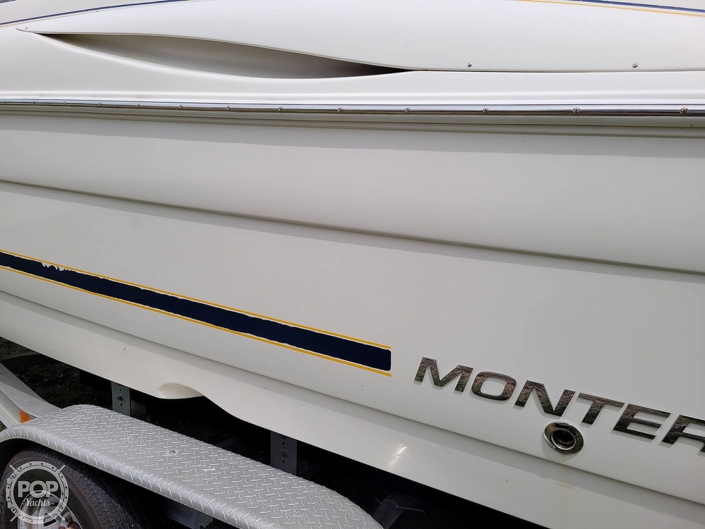 2007 Monterey boat for sale, model of the boat is 268SS & Image # 33 of 40