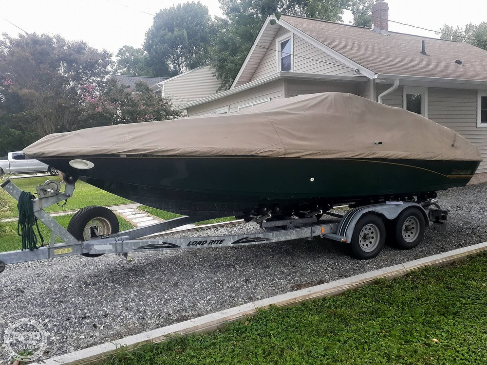 1996 Crownline boat for sale, model of the boat is 225 & Image # 17 of 40