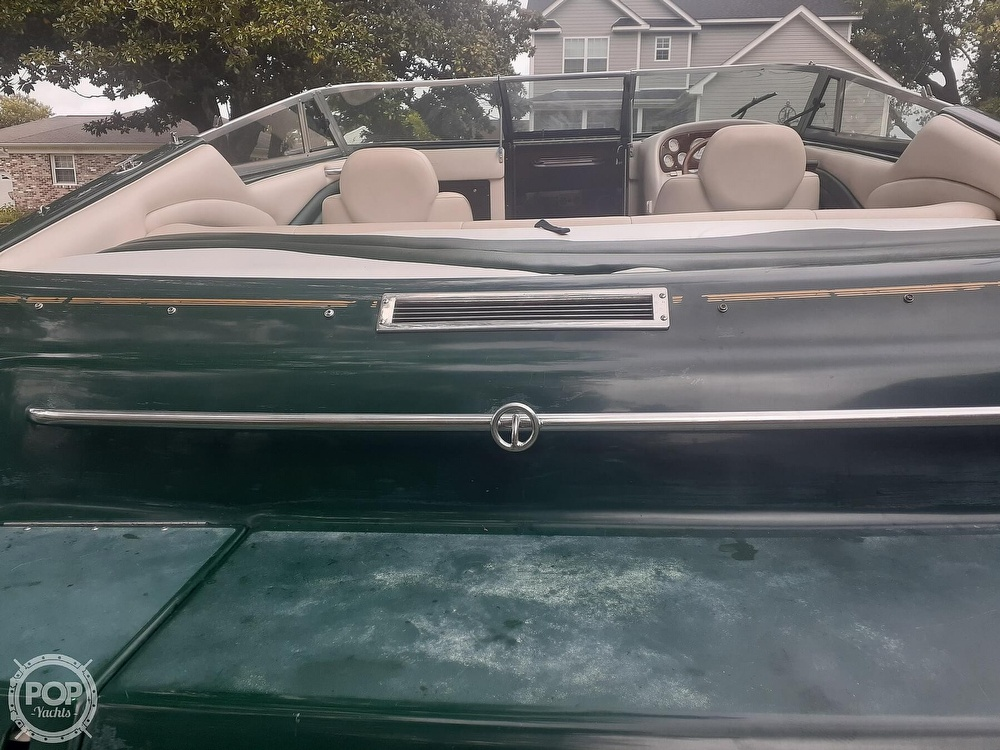 1996 Crownline boat for sale, model of the boat is 225 & Image # 26 of 40