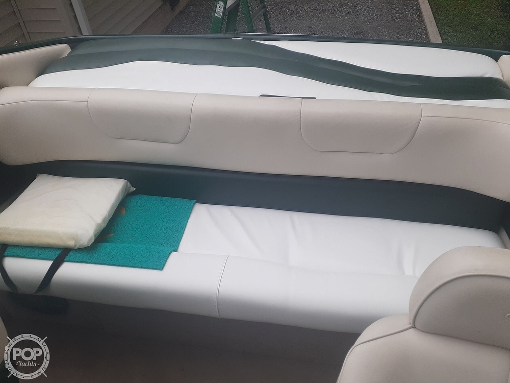1996 Crownline boat for sale, model of the boat is 225 & Image # 31 of 40