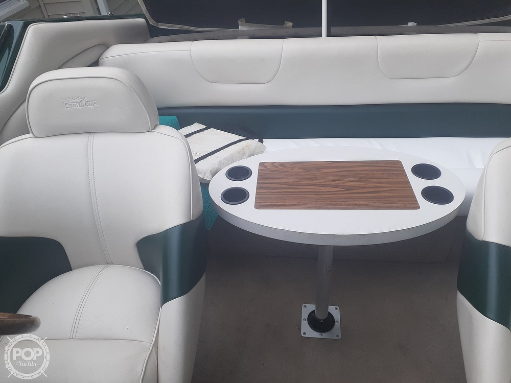 1996 Crownline boat for sale, model of the boat is 225 & Image # 9 of 40