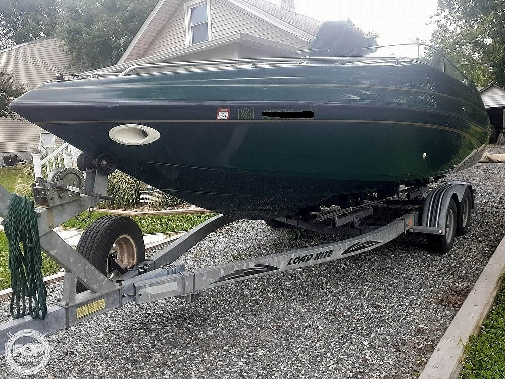 1996 Crownline boat for sale, model of the boat is 225 & Image # 19 of 40
