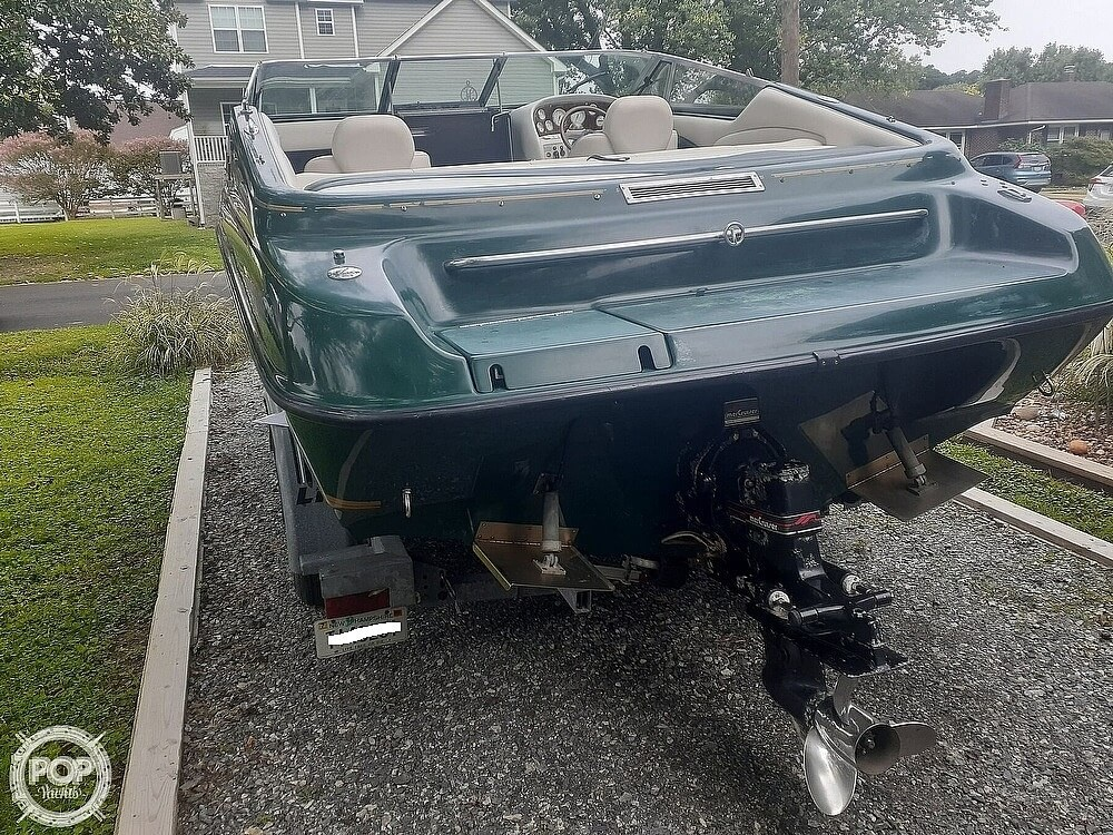 1996 Crownline boat for sale, model of the boat is 225 & Image # 27 of 40
