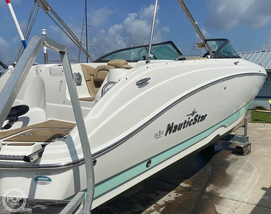 2020 Nautic Star boat for sale, model of the boat is 243 DC & Image # 6 of 40