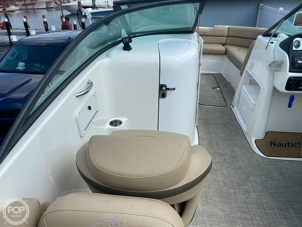 2020 Nautic Star boat for sale, model of the boat is 243 DC & Image # 10 of 40