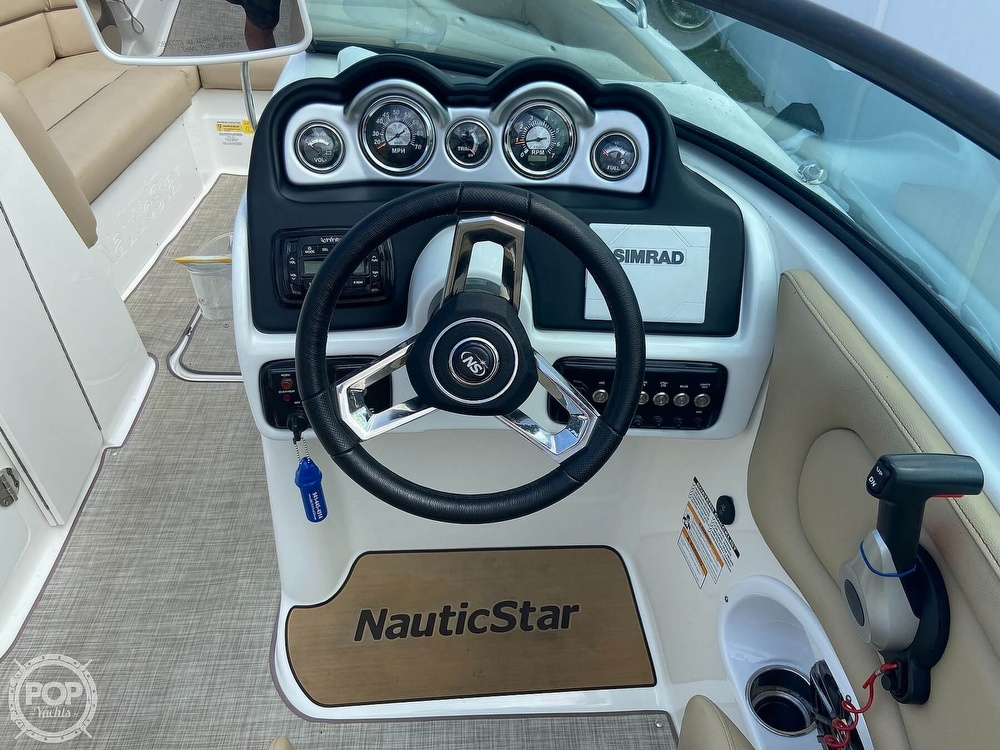 2020 Nautic Star boat for sale, model of the boat is 243 DC & Image # 3 of 40