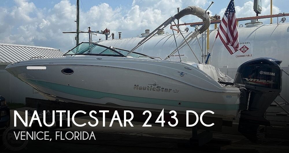 2020 Nautic Star boat for sale, model of the boat is 243 DC & Image # 1 of 40