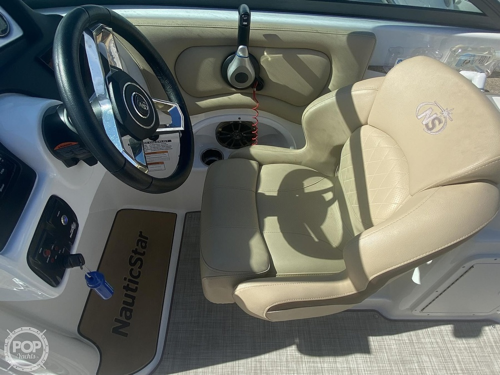 2020 Nautic Star boat for sale, model of the boat is 243 DC & Image # 40 of 40