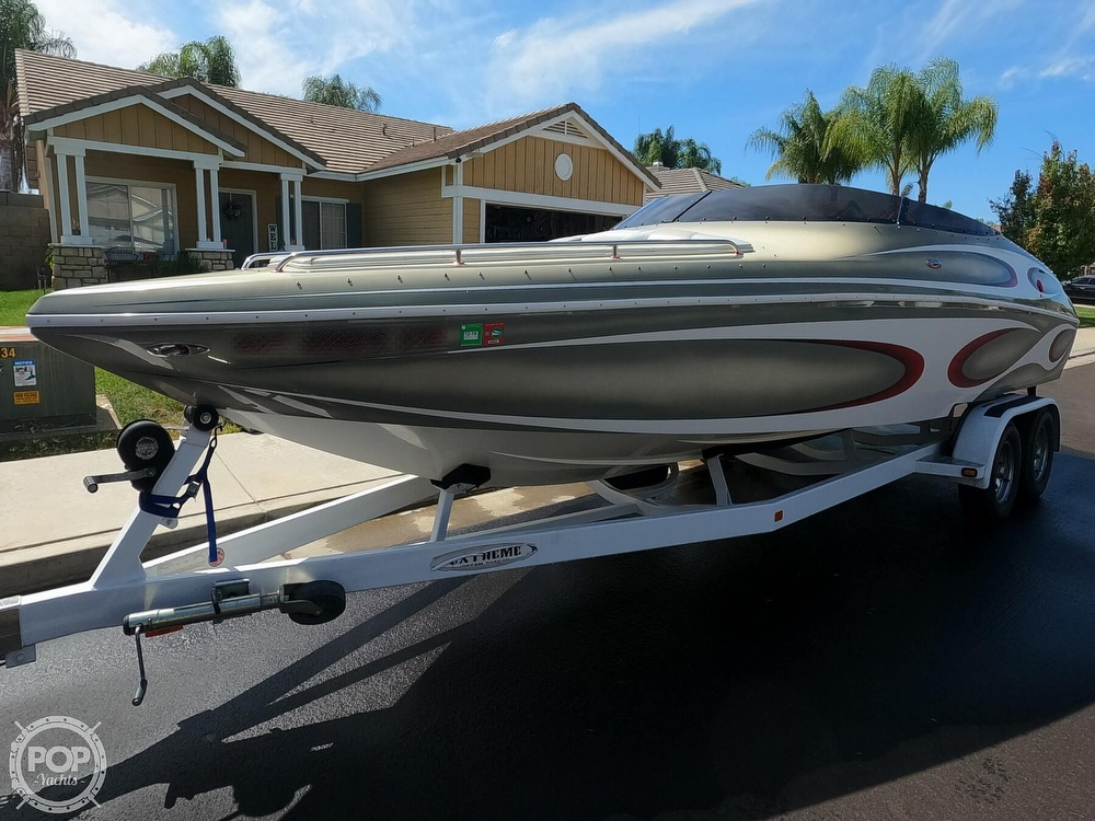2007 Lightning boat for sale, model of the boat is Ultra 247XS & Image # 4 of 40